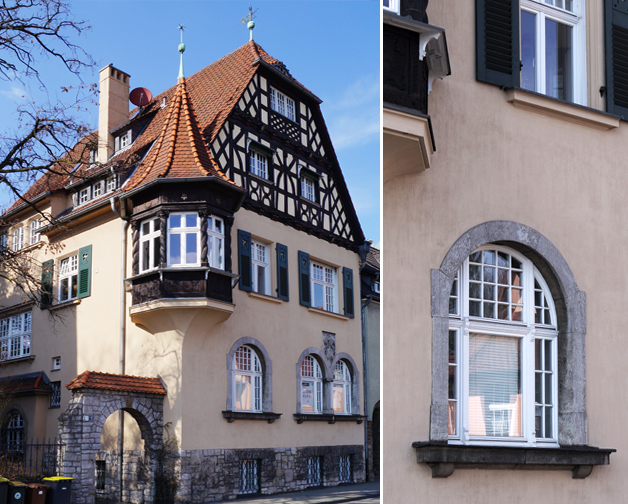 Holzfenster | Denkmalschutz