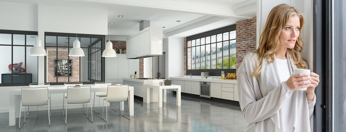 Cuisine moderne Atelier – Wallburger Fenster Türen Sicherheit
