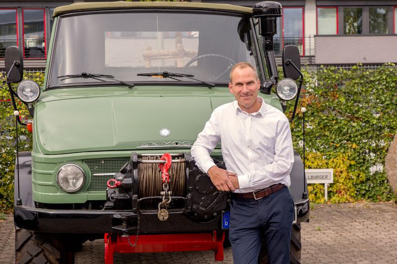 1997: Nicolai Lucks tritt als Geschäftsführer ins Unternehmen ein.